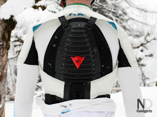 Airbags for skiers