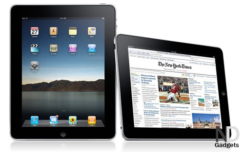 Apple Tablet PCs
