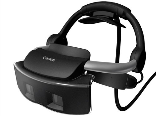 Canon MREAL Mixed Reality