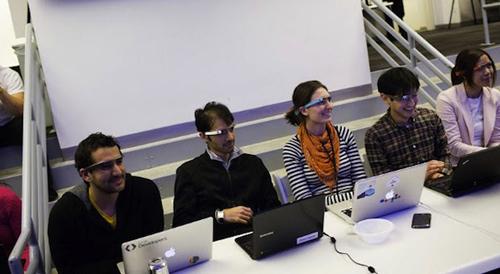 Glass Google Hackathon