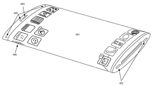 Apple-Patent-Flexible