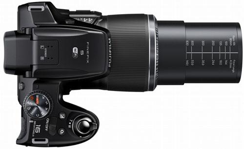 Dslr camera Fujifilm Finepix S8400W nd