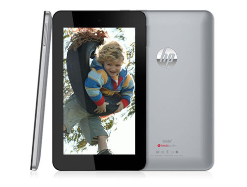 HP Slate 7 Tablet for € 149 starting in May