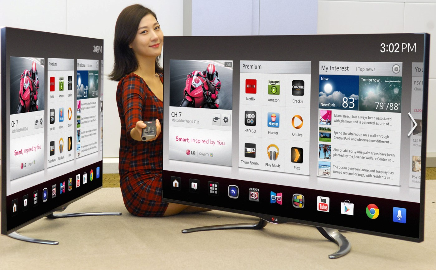 LG Smart TV MT93