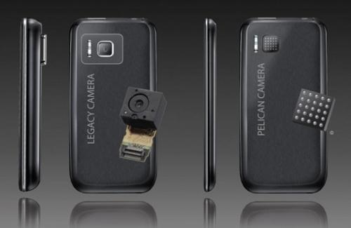 Nokia smartphone 16 lens technology Pelican