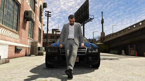 new GTA 5