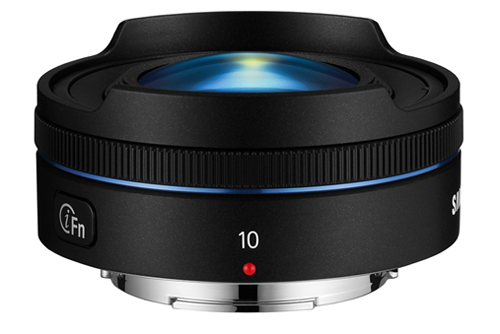 Samsung-smallest-fisheye-lens