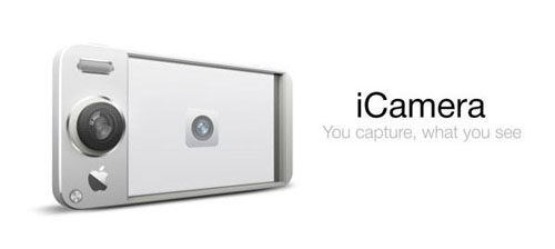 Apple iCamera: concept breathable Camera - New Digital ...