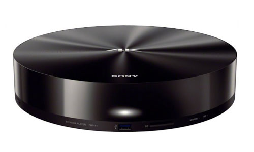 Sony-4K-player