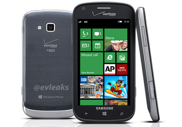 Samsung's next Windows Phone is headed to Verizon