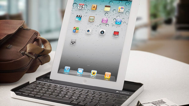 The New Logitech iPad 2 Keyboard Case