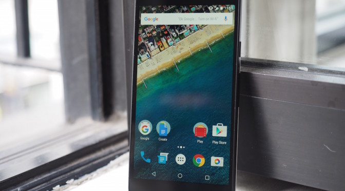 Nexus 5X in Review: Cheaper, smaller, better