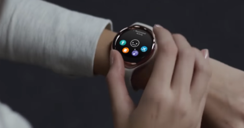 Images of a new bracelet leak Samsung fitness