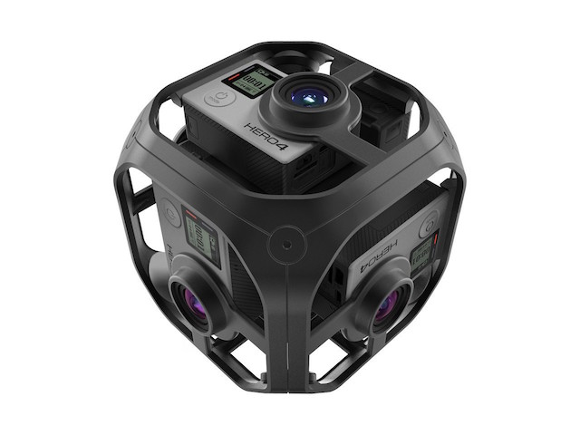 Om GoPro camera DVR is revealed