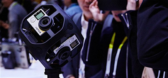 Omni: GoPro camera DVR is revealed