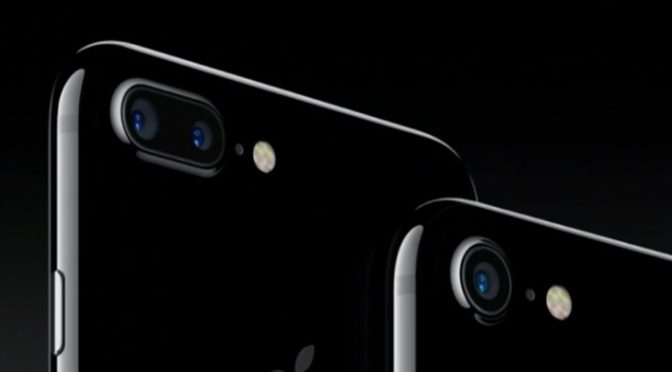 iPhone 7 + more ups photograph risk with 2 back cameras (hands-on)