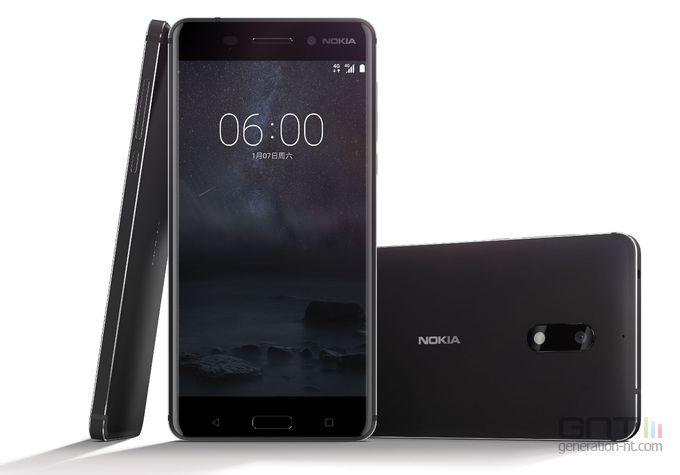 Nokia 8 MWC